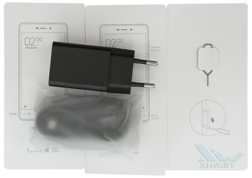 Комплектация Xiaomi Redmi 3S