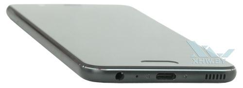 Нижний торец Huawei P10