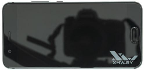 Huawei P10. Вид сверху