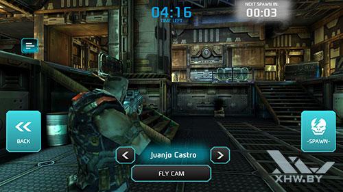 Игра Shadowgun: Dead Zone на Huawei P10