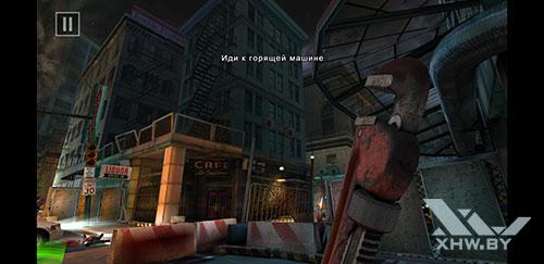 Игра Dead Trigger 2 на Samsung Galaxy S8
