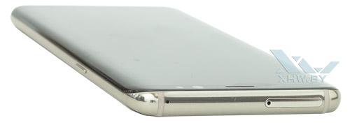 Верхний торец Samsung Galaxy S8