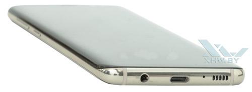 Нижний торец Samsung Galaxy S8