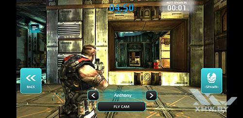 Игра Shadowgun: Dead Zone на Samsung Galaxy S8