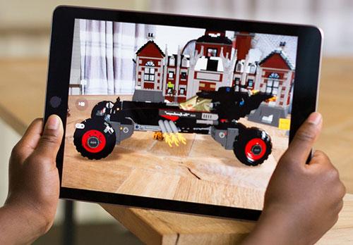 Apple в iOS 11 расширит возможности виртуальной и дополненной реальности