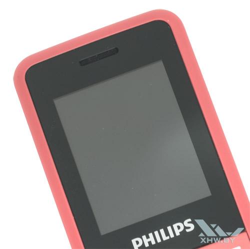 Дисплей Philips Xenium E103