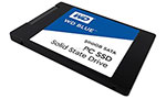 SSD для ноутбука на 500 Гбайт - WD Blue SSD