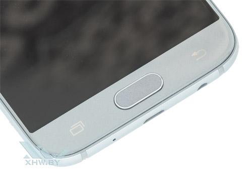 Сканер отпечатков пальцев Samsung Galaxy J5 (2017)