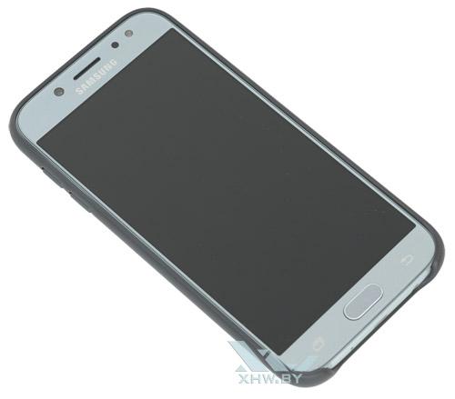 Samsung Galaxy J5 (2017) в фирменном чехле Dual Layer Cover