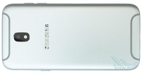 C тыла Samsung Galaxy J5 (2017) смотрится круче