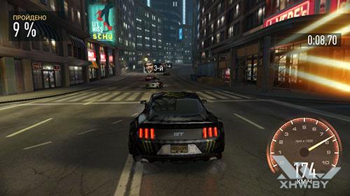 Игра Need For Speed: No Limits на Samsung Galaxy J5 (2017)