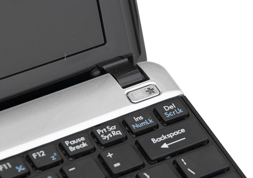 Кнопка включения MSI U135DX