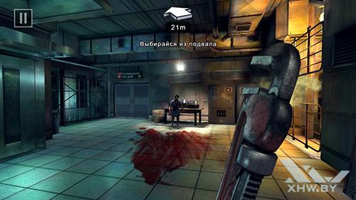 Игра Dead Trigger 2 на Samsung Galaxy J3 (2017)