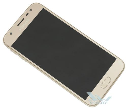 У Samsung Galaxy J3 (2017) тоже есть металл в корпусе