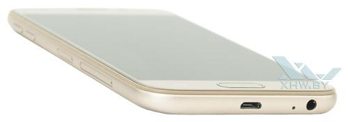 Нижний торец Samsung Galaxy J3 (2017)