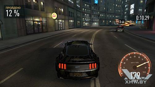 Игра Need For Speed: No Limits на Samsung Galaxy J3 (2017)