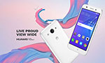 Самый дешевый смартфон Huawei - Huawei Y3 (2017)