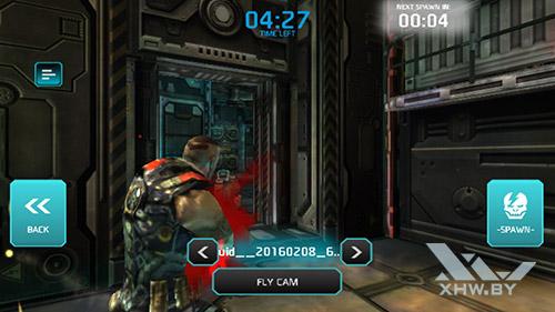 Игра Shadowgun: Dead Zone на Samsung Galaxy J7
