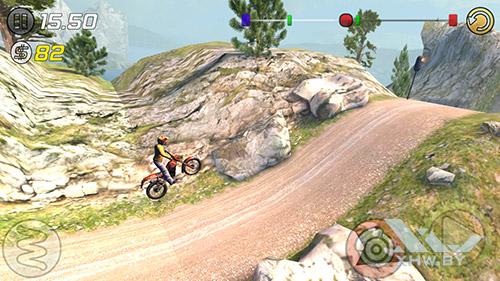 Игра Trial Xtreme 3 на Samsung Galaxy J7