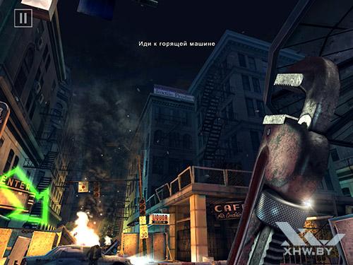 Игра Dead Trigger 2 на Samsung Galaxy Tab S3