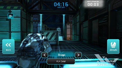 Игра Shadowgun: Dead Zone на Huawei Y5 (2017)