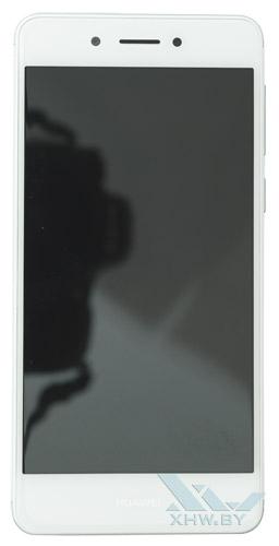 Huawei GR3 (2017). Вид сверху