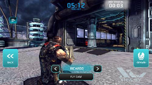 Игра Shadowgun: Dead Zone на Huawei GR3 (2017)