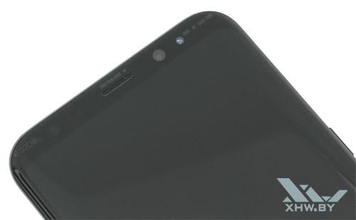 Лицевая камера Samsung Galaxy S8+