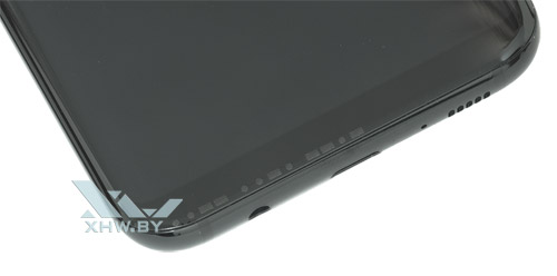 Панель под экраном Samsung Galaxy S8+