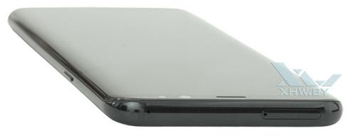 Верхний торец Samsung Galaxy S8+