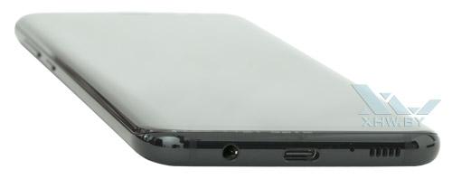 Нижний торец Samsung Galaxy S8+