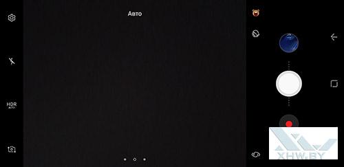 Приложение камеры на Samsung Galaxy S8+