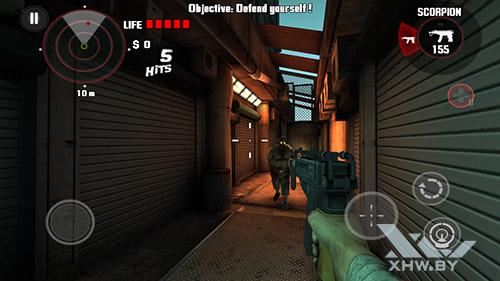 Игра Dead Trigger на Huawei Y7