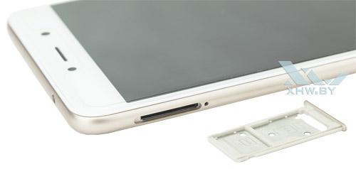 Разъем Huawei Y7