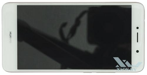 Huawei Y7. Вид сверху