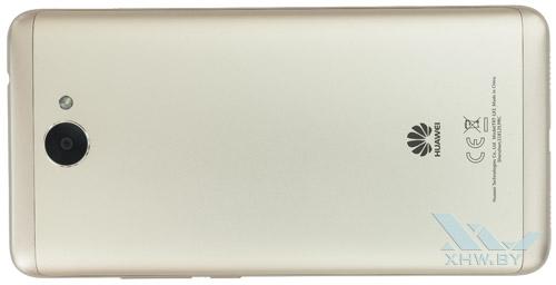 Huawei Y7. Вид сзади