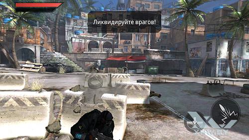 Игра Frontline Commando 2 на Huawei Y7
