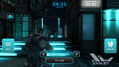 Игра Shadowgun: Dead Zone на Huawei Y7