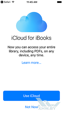 PDF в iBooks на iPhone. Рис 1