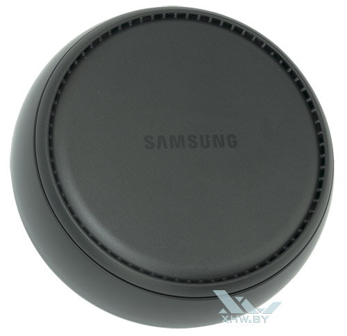 Samsung DeX. Вид сверху