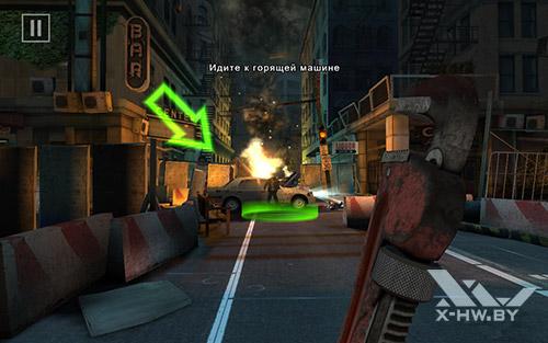 Игра Dead Trigger 2 на Lenovo Tab4 10