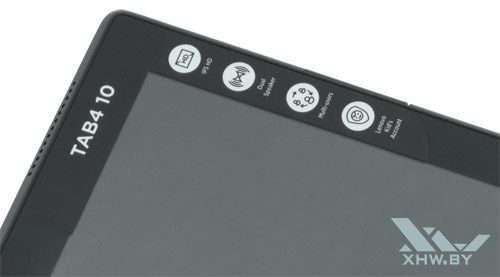 Рамка экрана Lenovo Tab 4 10