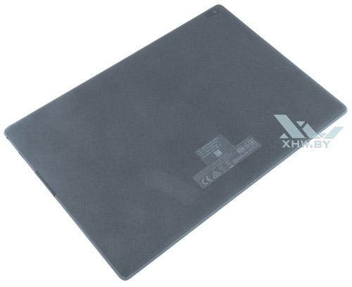 Lenovo Tab 4 10. Вид сзади