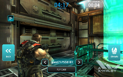 Игра Shadowgun: Dead Zone на Lenovo Tab4 10