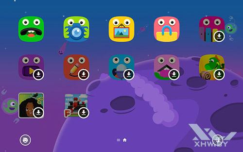 Детский режим на Samsung Galaxy Tab A 8.0 (2017). Рис 2