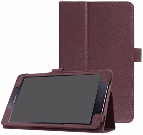 Кожаная книжка для Samsung Galaxy Tab A 8.0 (2017)
