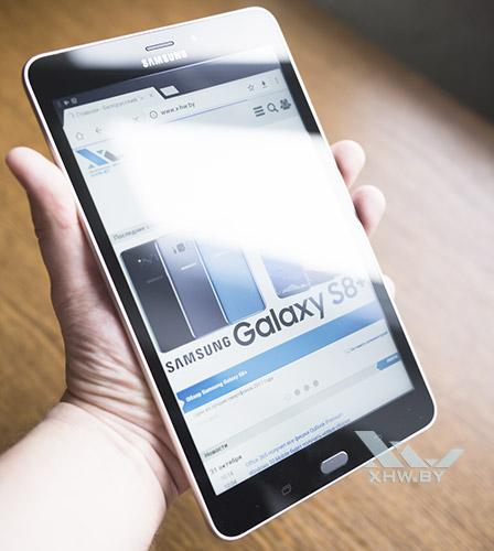 Samsung Galaxy Tab A 8.0 (2017) получил металлический корпус