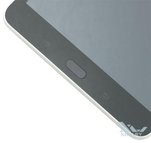 Аппаратная кнопка Samsung Galaxy Tab A 8.0 (2017) под дисплеем