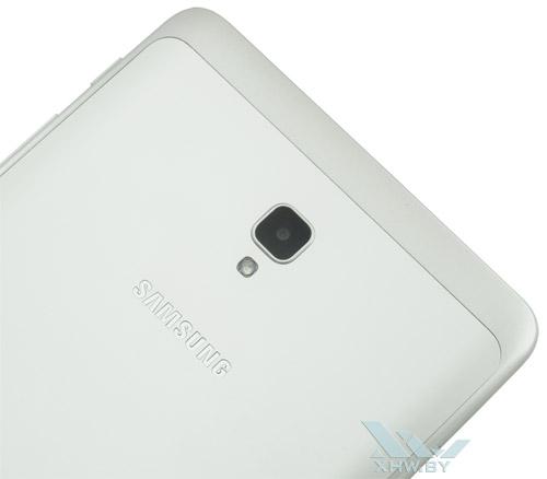 Основная камера и вспышка Samsung Galaxy Tab A 8.0 (2017)