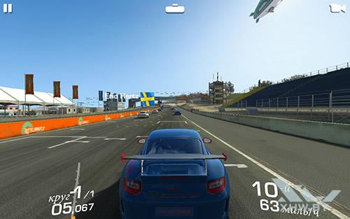Игра Real Racing 3 на Samsung Galaxy Tab A 8.0 (2017)